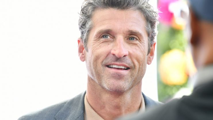 Patrick Dempsey visits Bray cancer support centre on final day in Ireland