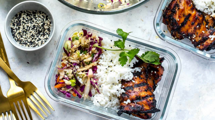 Back to work: 5 easy and healthy lunches to meal-prep for next week