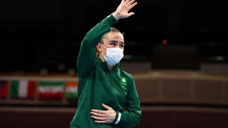 Kellie Harrington will do a victory tour of Dublin tomorrow