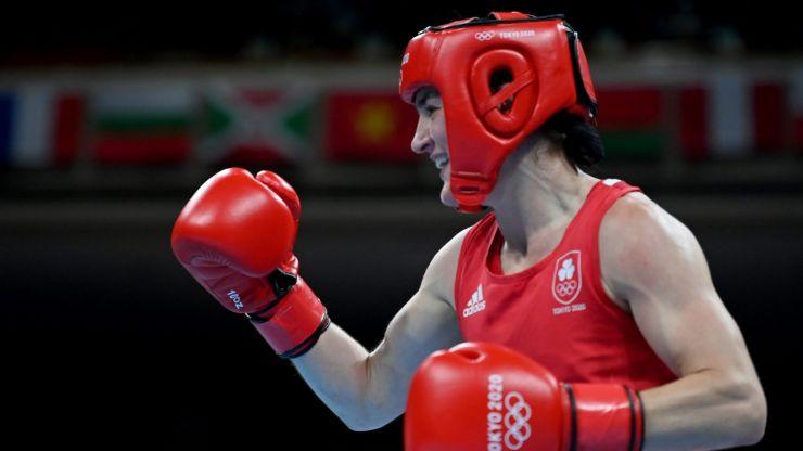 Boxer Kellie Harrington guarantees medal win for Ireland at Olympics