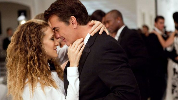 The script for SATC reboot got leaked... and it's not looking good for Carrie and Mr. Big