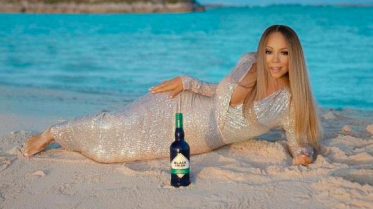 Mariah Carey's Irish cream: the true saviour of 2021