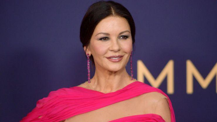 Catherine Zeta-Jones to play Morticia in new Addams Family remake