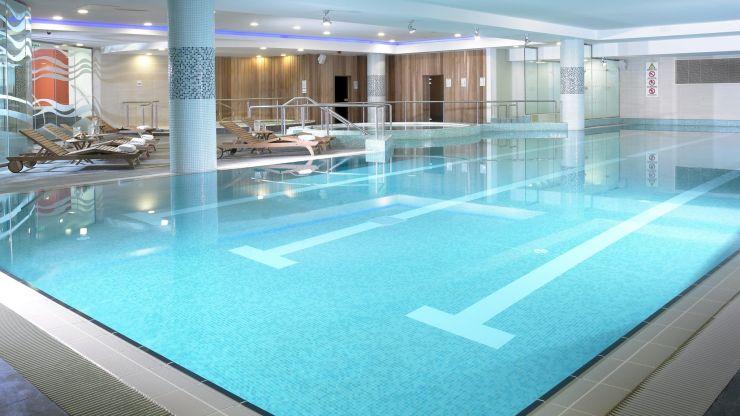 This Limerick hotel's spa is next level when it comes to relaxation