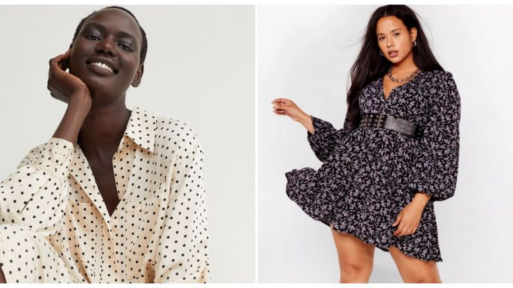 5 long-sleeved dresses to buy now and wear all autumn (and winter too – just add tights)