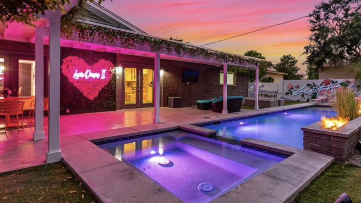 You can now stay in a Love Island themed Airbnb