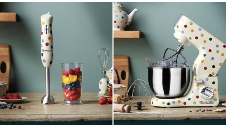 Russell Hobbs and Emma Bridgewater have teamed up again – and Santa, are you listening?