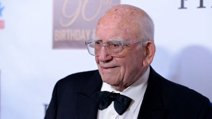 Tributes paid after death of Up and Elf's Ed Asner