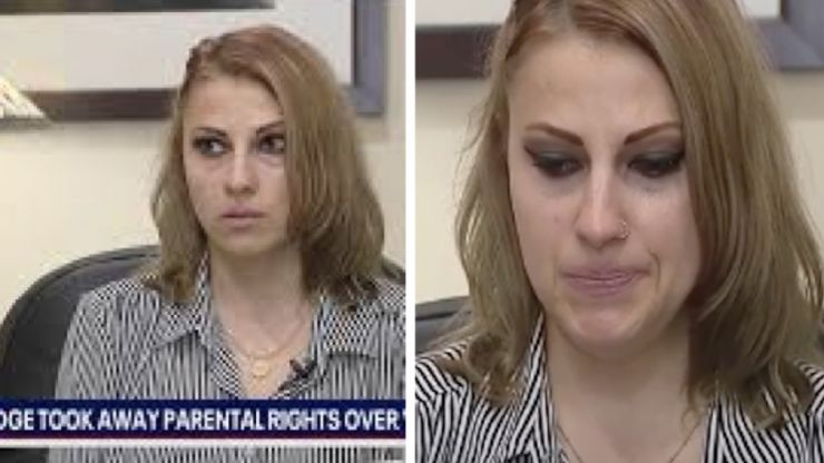 Judge orders mother can't see her son until she's vaccinated