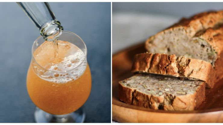Beer bread is a thing – and it is actually ridiculously tasty