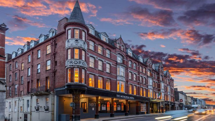 Cork's Metropole Hotel is a touch of glamour in the Victorian Quarter