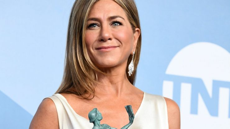 Jennifer Aniston has just launched her own haircare brand