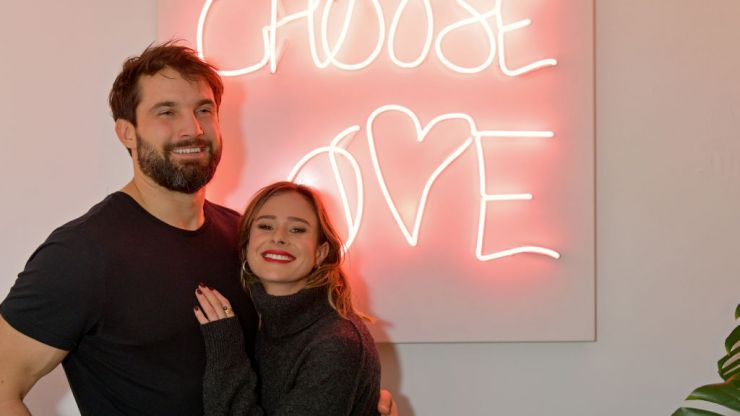 Love Island's Camilla Thurlow and Jamie Jewitt have gotten married 4 years after the show