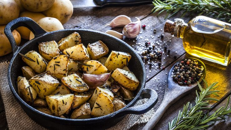 You can now get paid over €200 an hour to eat roast potatoes