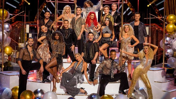 Strictly in chaos as dancer tests positive days before launch
