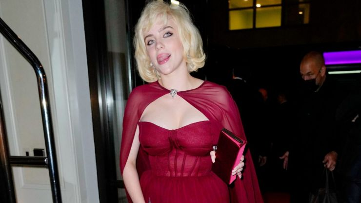 Billie Eilish's second Met Gala dress is beyond stunning