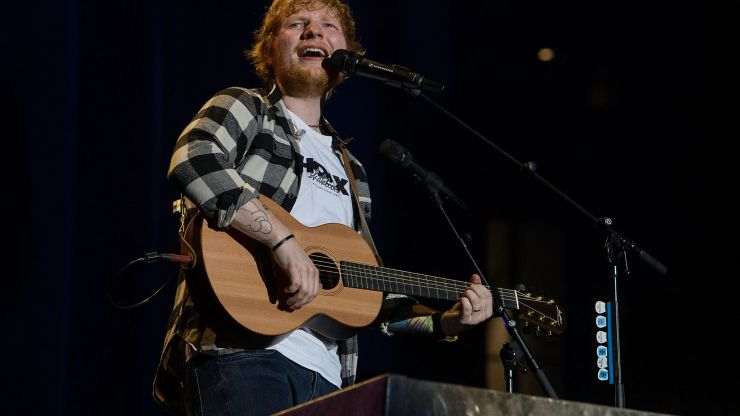Ed Sheeran announces shows in Belfast, Limerick and Cork
