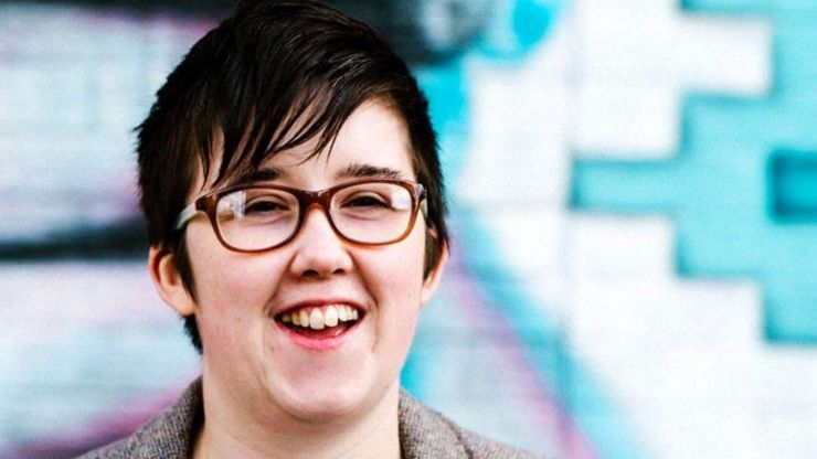 Two men charged with the murder of Lyra McKee