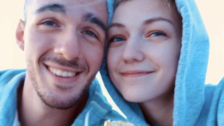 Woman claims to have picked up Gabby Petito's fiancé hitchhiking