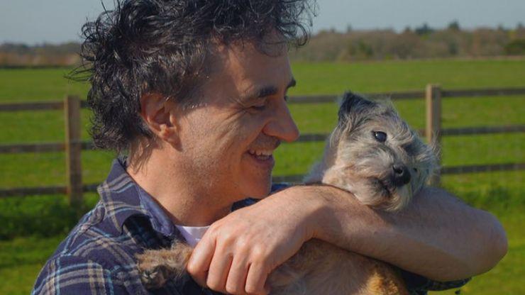 """Supervet Noel Fitzpatrick """"heartbroken"""" after death of dog Keira"""