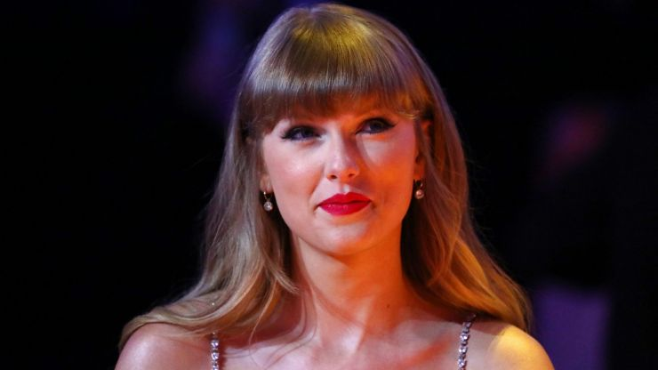 Taylor Swift is apparently in Ireland right now