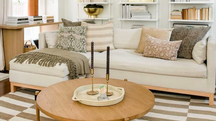 Ready for visitors: The simple trick that will ensure your home is ALWAYS clutter free