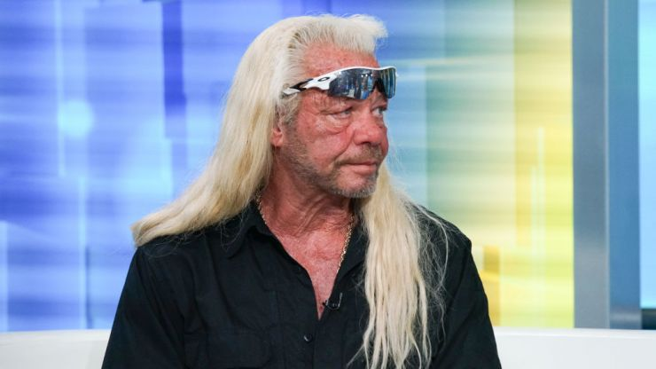 Dog the Bounty Hunter joins hunt for missing Brian Laundrie