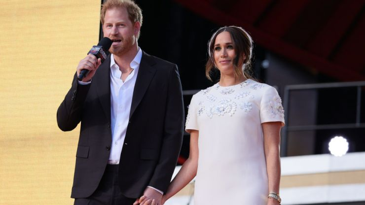 Meghan Markle's latest look has Princess Diana written all over it