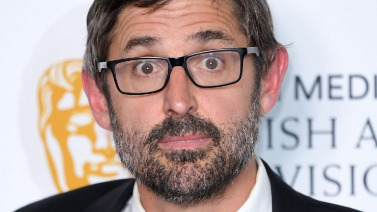 Louis Theroux is making another documentary about rap