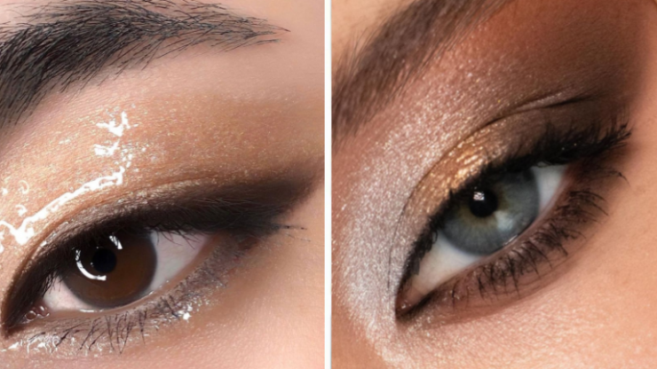 Eye-lighter: the makeup trend that apparently makes your eyes look even bigger