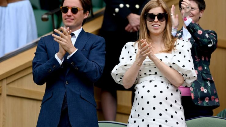 Princess Beatrice has given birth to her first child with Edoardo Mapelli