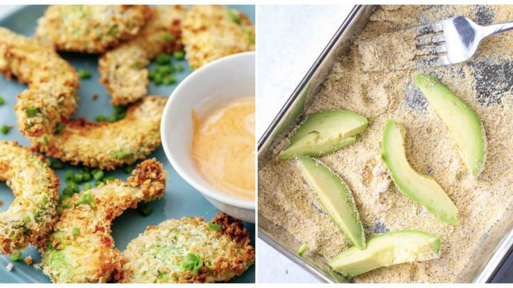 If you are not using your air fryer to make avocado fries, you are missing out