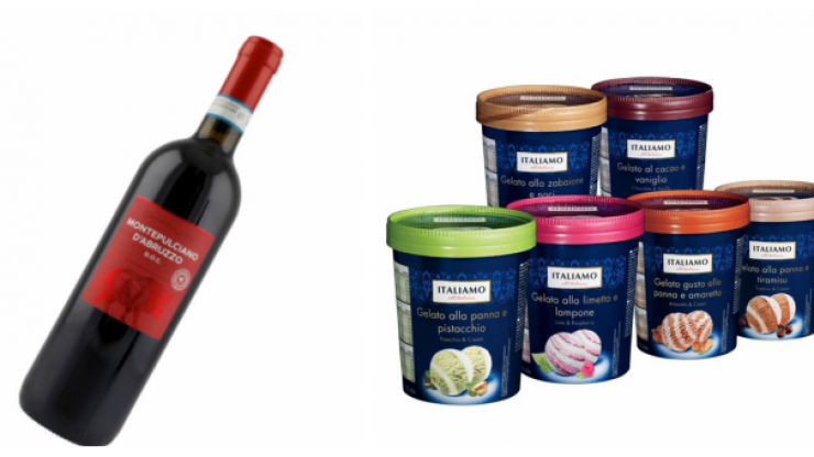 Wishing you were in Italy? Lidl are running a huge sale on their Italian range this week and it's perfect for enjoying an Italiamo weekend at home