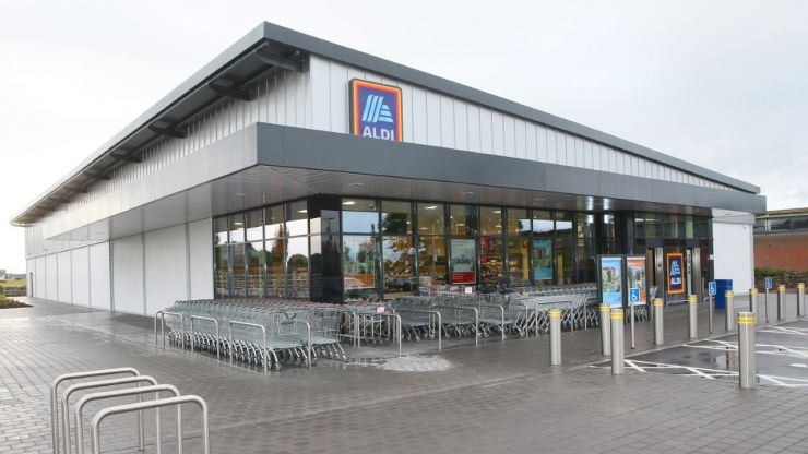 You could be shopping in an Aldi store with no checkouts in Ireland in the near future