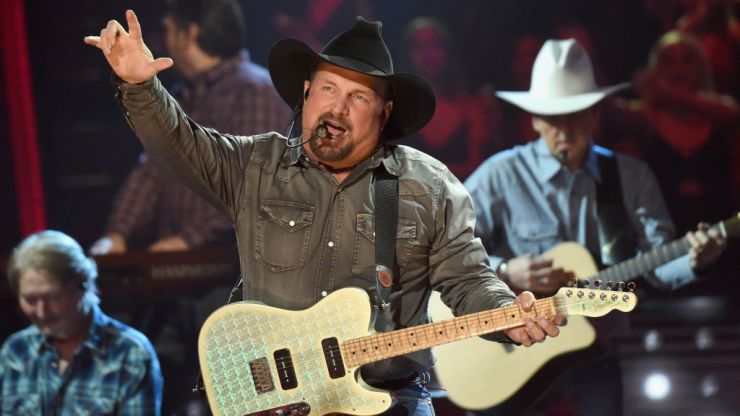 Garth Brooks might have to move some of his Dublin shows to the Aviva