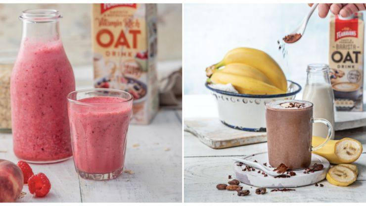 If you are not making your smoothies with oat milk yet, this will convince you to start