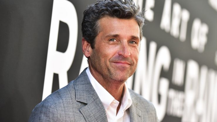 """Patrick Dempsey says he """"fell in love"""" with Ireland while filming Disenchanted"""