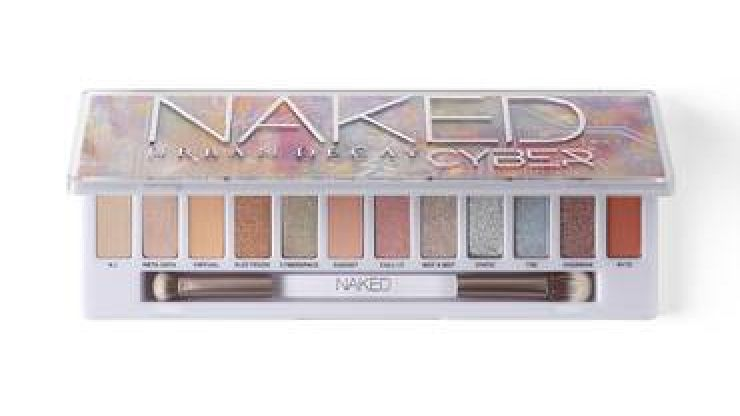 Urban Decay launches new Cyber Holidaze collection and it's a vibe