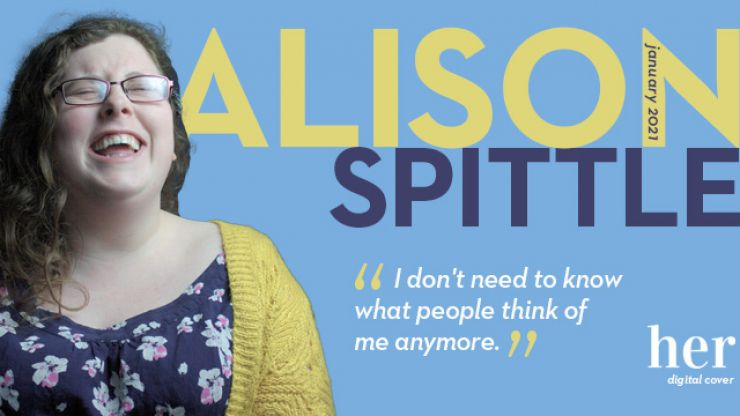 "Alison Spittle: ""There's no vaccine for misogyny"""