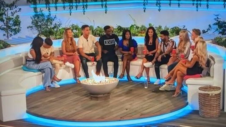 What is the aftercare this year on Love Island and how has it changed?