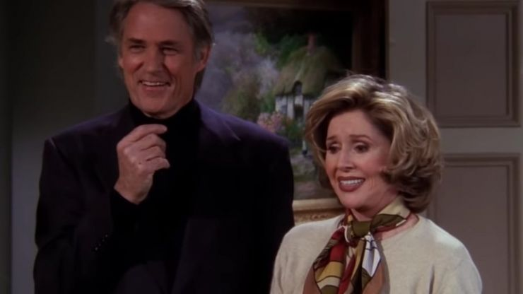 Matthew Perry's dad was a character on Friends and how did we not notice?