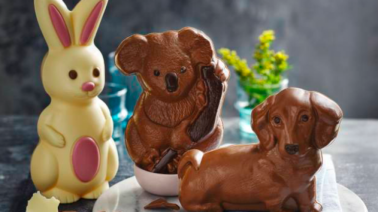 M&S is now selling chocolate sausage dogs called Walter