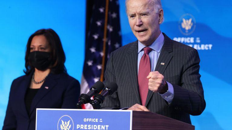 Missed Joe Bidens First Speech As President?! Watch All