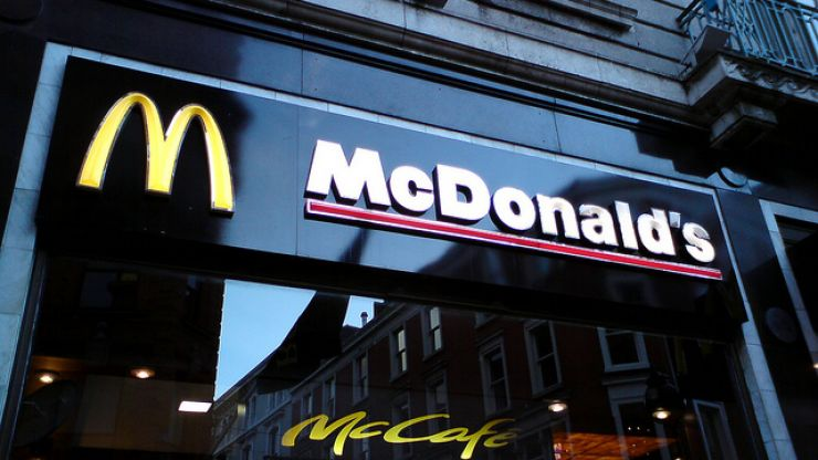McDonald's walk-in takeaway services to reopen this month