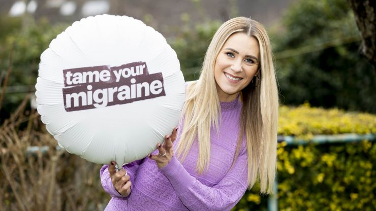 "Evanne Ní Chuilinn: ""I experience six or seven migraine attacks some months"""