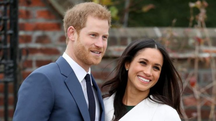 Meghan Markle is pregnant with baby #2