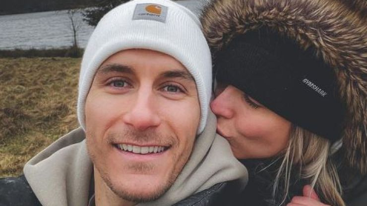 Gemma Atkinson and Gorka Marquez announce Valentine's Day engagement