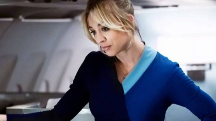 Kaley Cuoco's new thriller The Flight Attendant is coming to Ireland next month