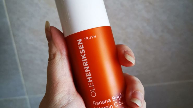 In Love With: Ole Henriksen's Banana Bright serum is like Botox in a bottle