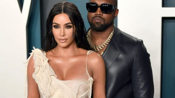 It's over: Kim Kardashian files for divorce from Kanye West after seven years of marriage